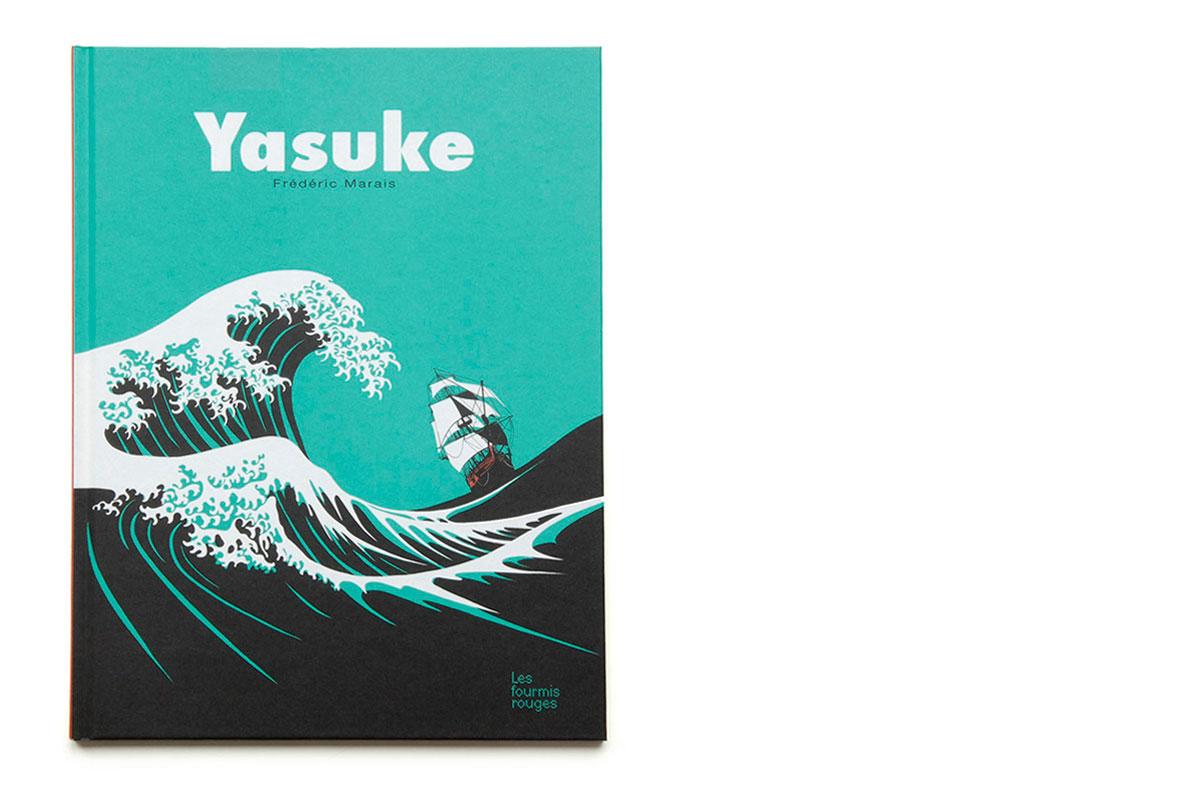 Yasuke-Frederic-Marais